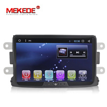 Full touch screen android 6.0 car navigator multimedia system 2din For Renault duster android car dvd player