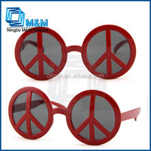 Peace Party Glasses Masquerade Party Glasses