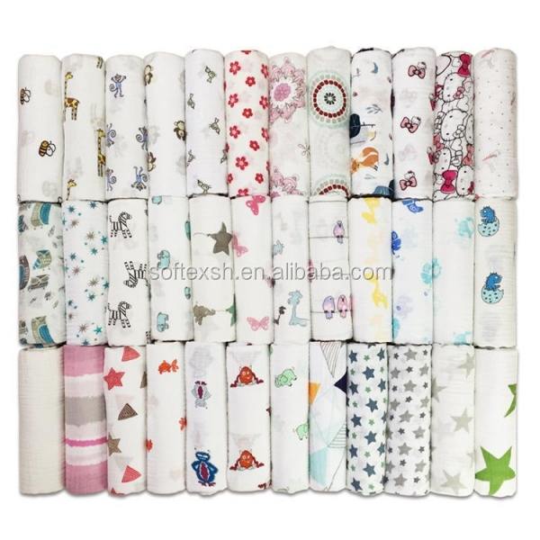 China factory supply twin full queen king size muslin blanket