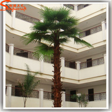 Professional factory inflatable dubai plastic palm tree costume for wedding decorations