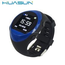 waterproof Watch GPS/LBS/GPRS/SMS Tracker Cell Phone GPS Tracking Kids Watch Tracker