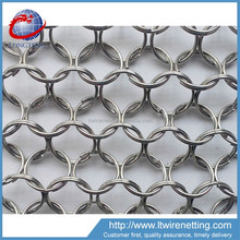 Decorative Wire Mesh For Staircase, Sliding Decorative Wire Mesh