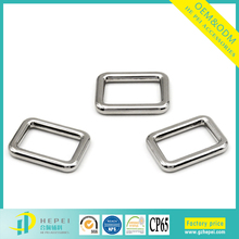 alloy metal rectangle belt buckle with cheap price