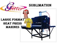 3D sublimation cheap used t shirt heat press machine