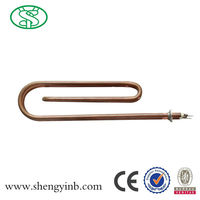 China supplier Alibaba copper coil solar energy water heater manufacturer