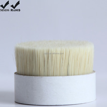 Mixture Brush Fillament Synthetic PET Hollow Filament For paint Brushes