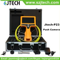 Auto wifi endoscope borescope 9.8mm camera ipad iphone Jtech-P23 For 25mm-200mm Pipe