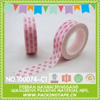 Useful gift packaging paper envelope Colored Anti-slip Tape