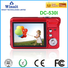 2017 sales promotion digital camera Max 18MP with 4x digital zoom SD Card up to 32GB Cheap Disposable Camera