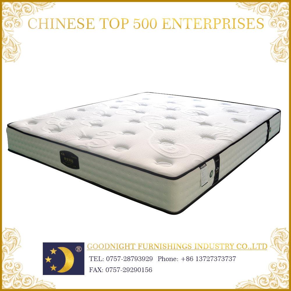 High density WA-TC1103 vacuum compress new mattress and box spring