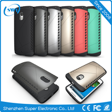 Armor Shockproof Stand Cover Case For Motorola MOTO X Play/X STYLE/X