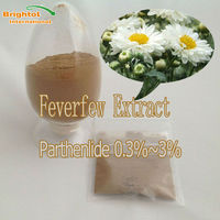 Pure nature feverfew extract with free sample