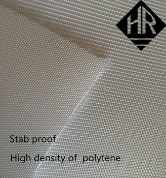 Stab proof uhwmpe twill woven fabric buy uhwmpe stab for Dog proof material