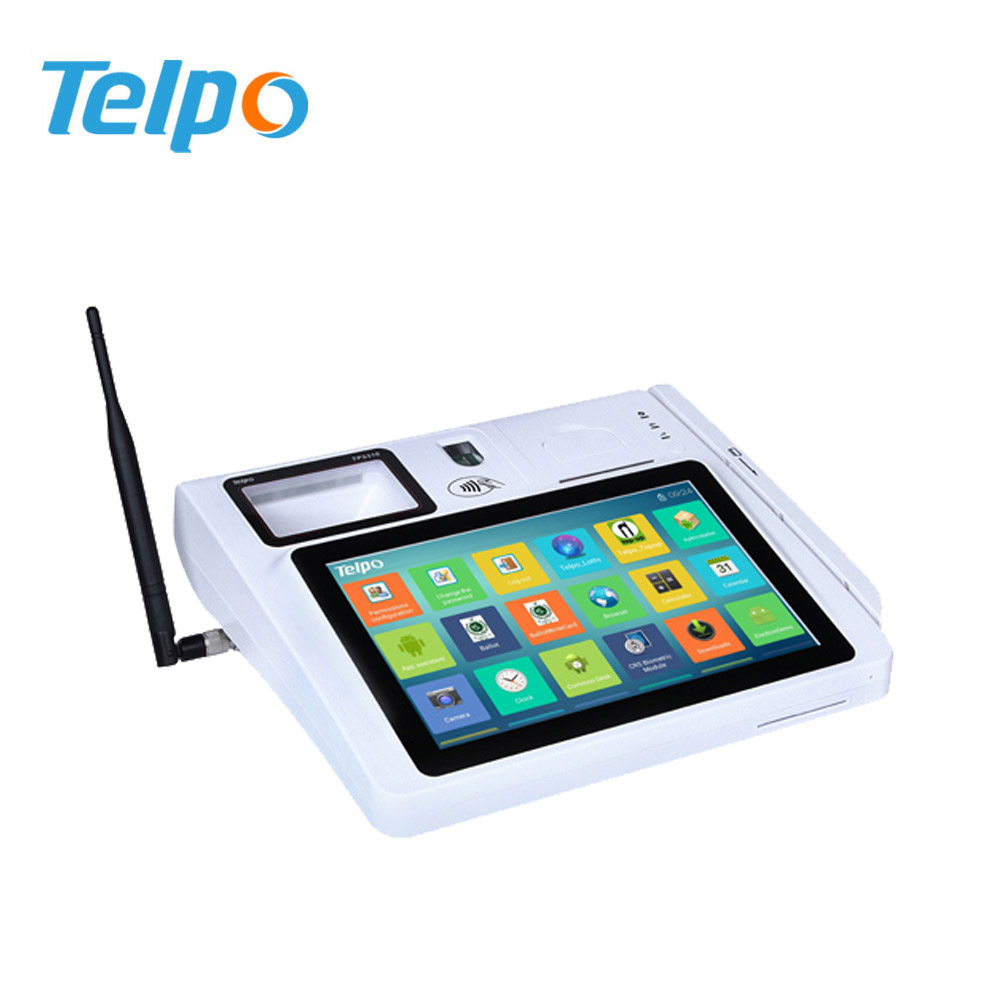 Telepower TPS510 Cheapest POS Machine Tablets with NFC POS System with 3G