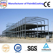 Professional Quick Drying Steel structure paint for wholesales