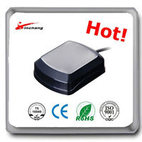 (Manufactory) high performance low price gps module with antenna