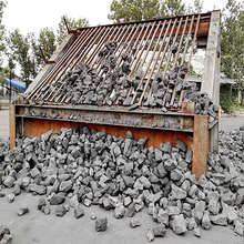 Chinese low ash low sulphur coke foundry coke specification