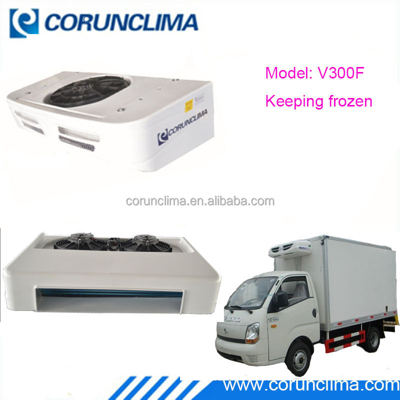 Refrigeration unit for truck and trailer