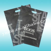 Big Patch Handle Shopping Bags Packaging