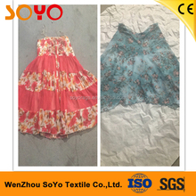 Top Quality Summer Brand Used Clothing Bulk Second Hand Clothes Kenya supplier