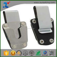 Stainless Steel Spring Universal Metal Belt Clip