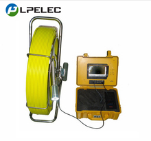 New Products Heavy Duty Sewer Pipe Inspection Endoscope Camera Drainage System Inspection Snake Camera 120M Fiberglass Cable