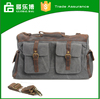 Vintage Austria America style canvas leather duffel bags for travelling