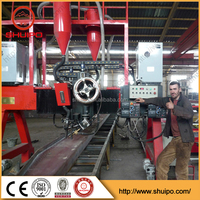 China top brand H beam Welding Line