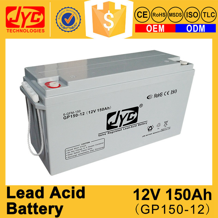 Fast delivery sealed lead acid 12v battery container