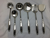 LFGB/FDA certificated stainless steel kitchen utensils and cook ware