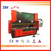plate and frame filter press machine WC67K-100t/2500 , auto bender machine for die cutting , hydraulic press brake