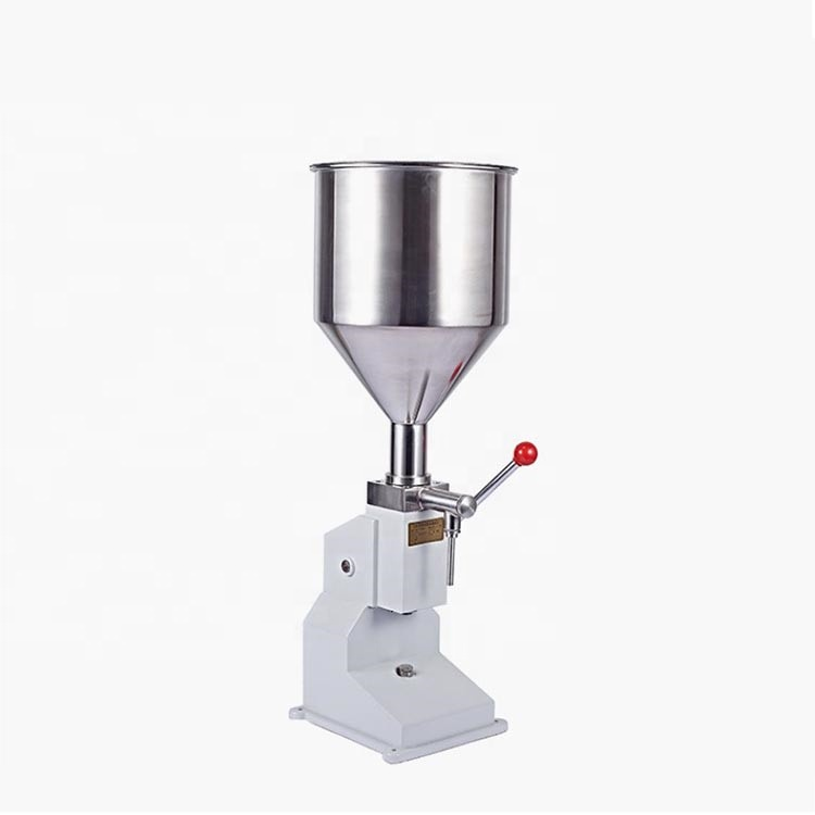 <strong>A03</strong> Manual liquid filling machine for sale