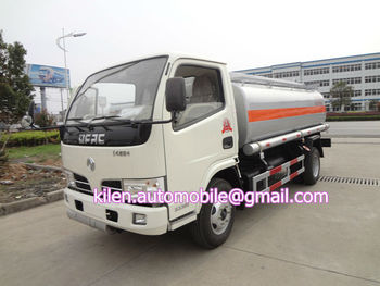 Cheaper small gasoline fuel tanker truck/ fuel refuelling truck