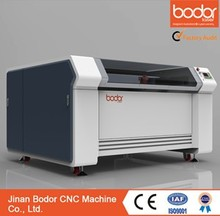 Small size Chinese CNC CO2 laser engraving and cutting machine of Bodor Laser wood