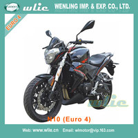 New Style mini motorcycle 125cc 125 EEC Euro4 Racing Motorcycle N10 Water cooled EFI system (Euro 4)