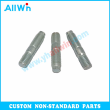 Cusomized Carbon steel Fasteners Stud Bolt M4-M30