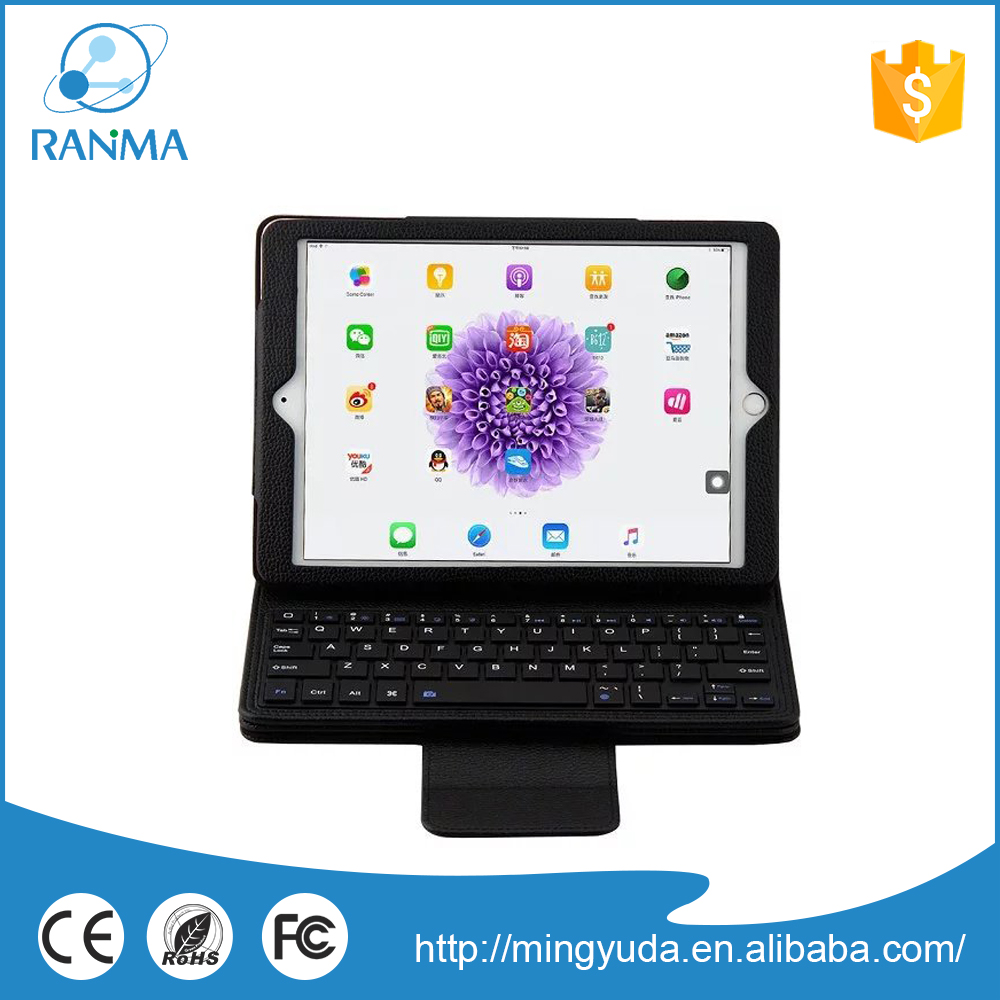 Bluetooth 9.7 inch standard tablet universal case with keyboard