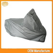 Hot selling peva/pvc+pp outs door used motorcycle cover with high quality