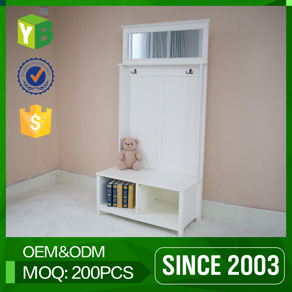 Yibang Nice Quality Storage Bench Wooded
