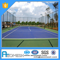 pvc coated chain link fence for basketball & volleyball courts