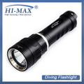 Divng Flashlight underwater diving flashlight 10000 lumen flashlight