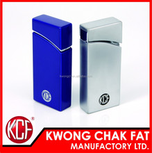 KCF-143 Refillable Pocket Windproof electronic refillable cricket lighter