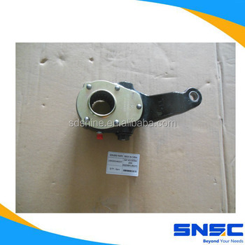 FOR SNSC,SINOTRUK AC16 Rear Axle Brake adjustment arm,Brake adjustment arm assembly,199000340057,gap ajusting arm assembly