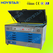 Vacuum UV silk screen printing exposure equipment / Drying cabinet