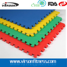 Virson gymnastic taekwondo floor mat for karate tournament