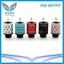 2015 most popular 510 delrin drip tip glass 510 drip tips 510 teflon drip tip