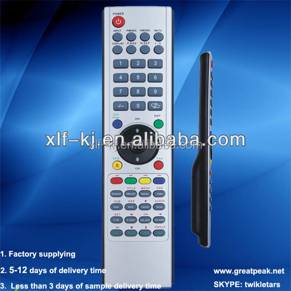 50keys universal sansui tv remote control with good quality
