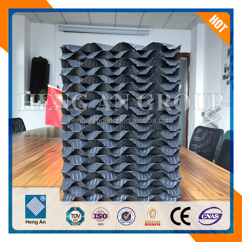 Cooling Tower PVC fIller sheet for cross cooling tower