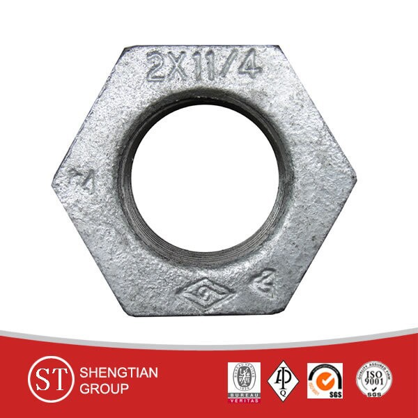 hex head stainless steel thread bushing