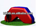 Heat sealed pvc inflatable bunker, paintball bunker K8027